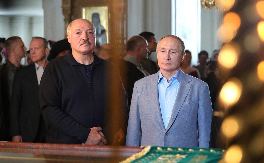 Belarus' Social Distancing From Russia