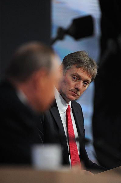 Putin's Kremlin Spokesman Hospitalized With Chinese Coronavirus