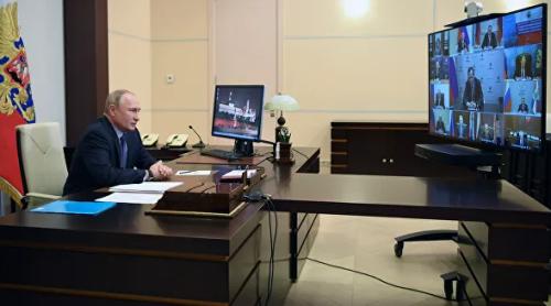 Russia COVID-19 Update (3)