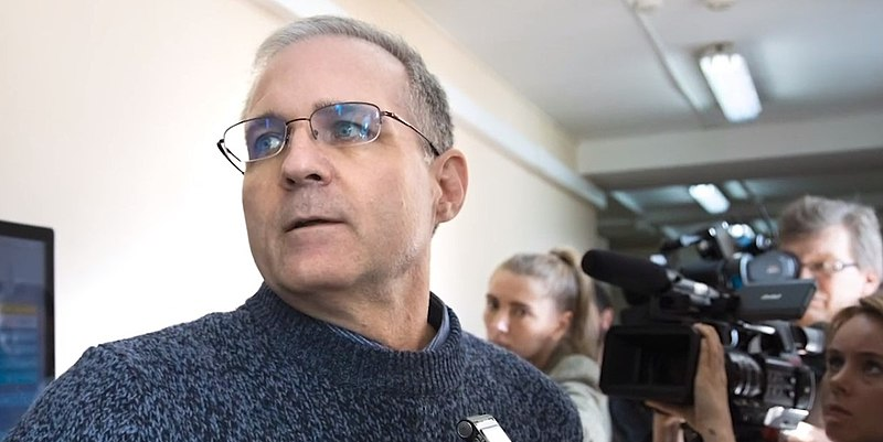 US-Russia Considering Prisoner Swap To Include Ex-Marine Paul Whelan Jailed In Moscow