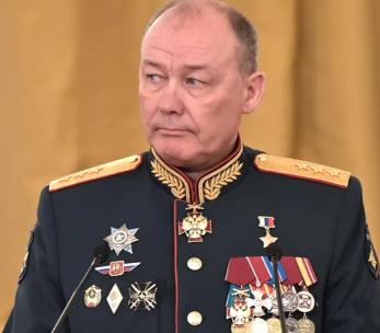Russia's Army General Dvornikov