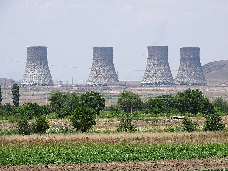 Azerbaijan Threatens To Destroy Armenian Nuclear Plant, Creating Nuclear Disaster