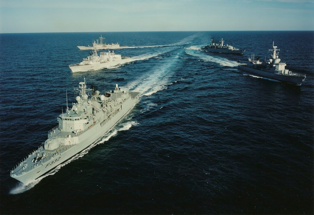 NATO Examining Plan To Revamp Albanian Naval Base
