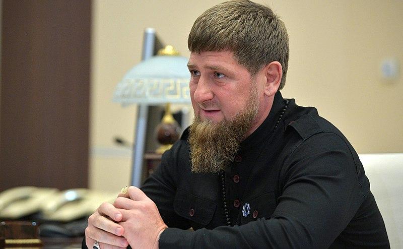 US Sanctions Chechen Leader Kadyrov