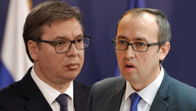 Serbia Vows To Retaliate If Kosovo Seeks Membership In International Organizations