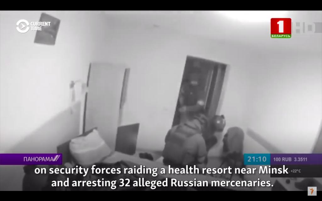 Kremlin Warns Against Belarus Extraditing Wagner Mercenaries To Ukraine