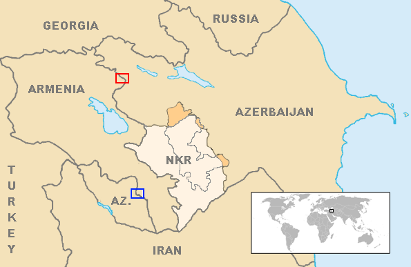 Armenian Military Officer Taken Into Azerbaijani Custody