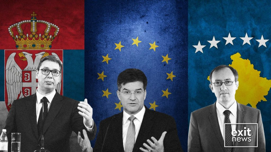 EU Envoy Lajcak: Land Swaps Are Not on Kosovo-Serbia Dialogue Agenda