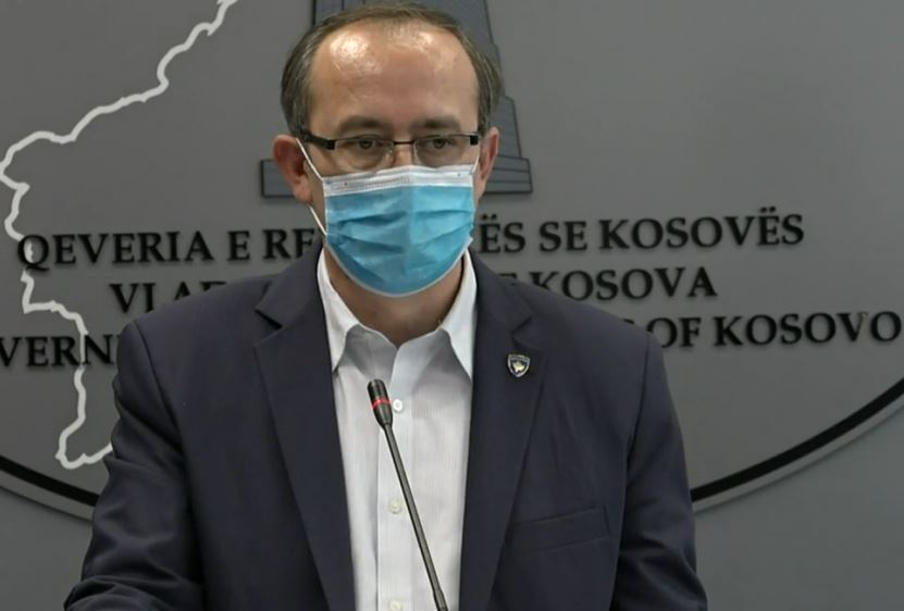 Kosovo Prime Minister Tests Positive For COVID-19