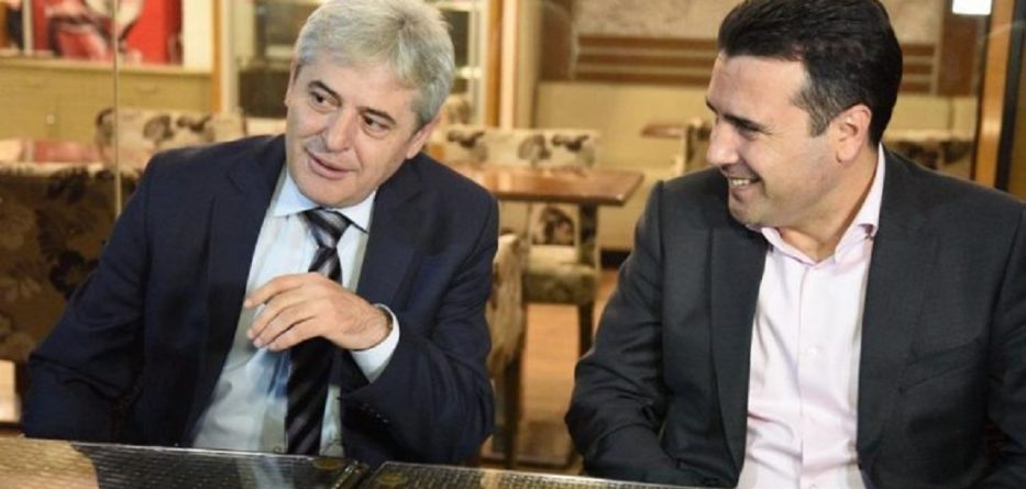 Macedonian Parties Close To Governing Coalition Deal