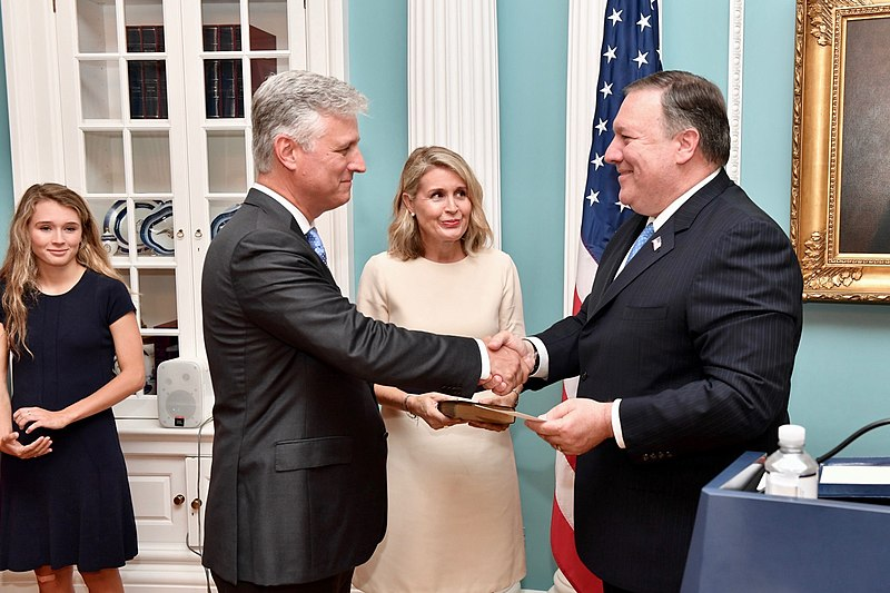 U.S. To Increase Cooperation With Russia In Counterterrorism