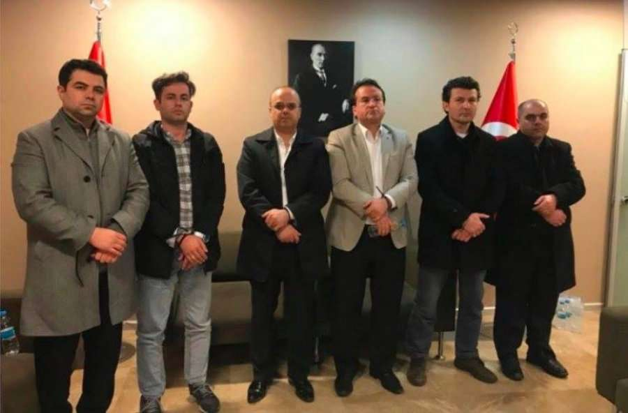 Turkey Courts Sentence Six 'Gulenists' Deported From Kosovo To 56 Years In Prison