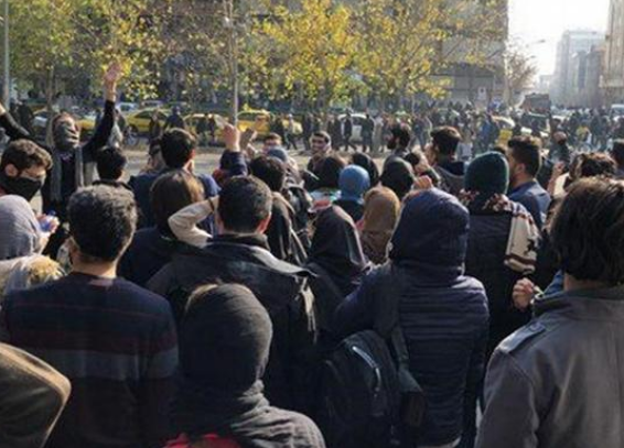 Iran On The Eve Of Great Popular Uprising
