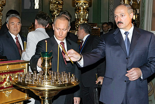 Belarus Gets $1.5 Billion Loan, With No Conditions Says Putin... ;)