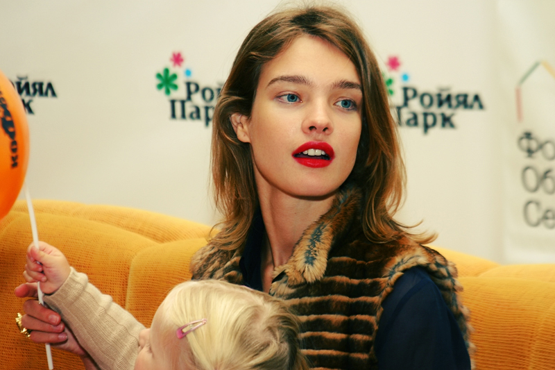 Supermodel Natalia Vodianova Says Her Native Russia Feels Safer During The Pandemic Than Other Parts Of Europe