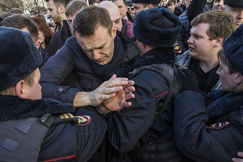 Germany: Putin Nemisis Navalny Poisoned With Novichok Nerve Agent