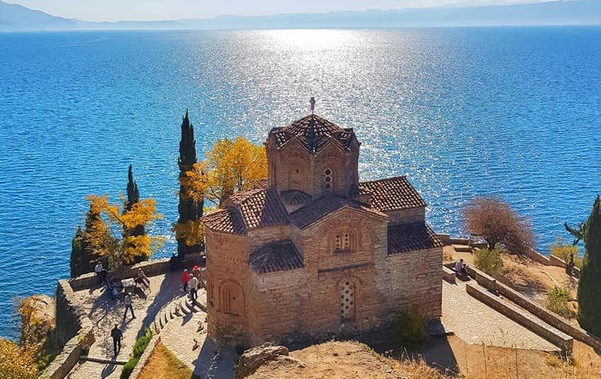 Places To Visit: Ohrid, North Macedonia
