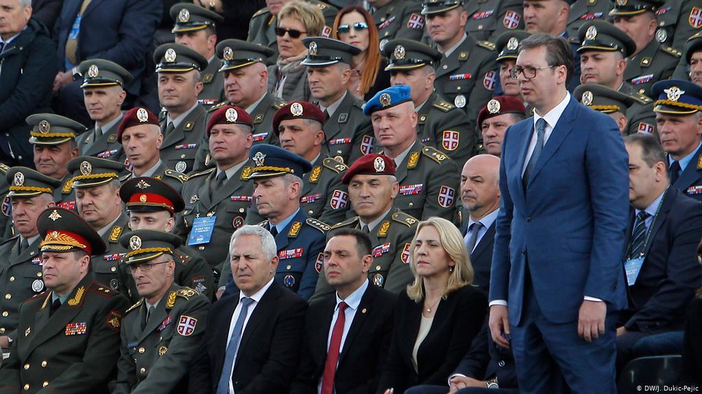 Serbia Threatens Bosnia And Herzegovina With Dissolution If It Recognizes Kosovo