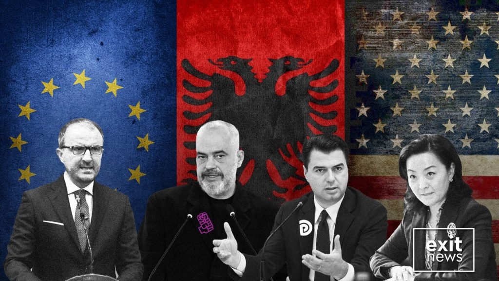 US, EU Regret Unilateral Adoption Of Changes To Albanian Electoral Code