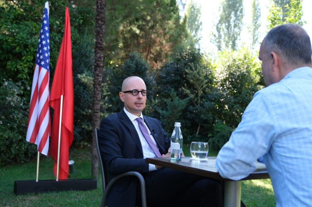 U.S. Investments Could Turn Albania Into A Regional Trade Hub, Says AmCham President