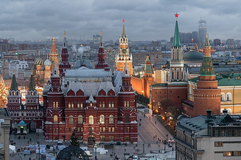 Nagorno Belligerents Meet At Kremlin As Russia Attempts To Mediate Truce