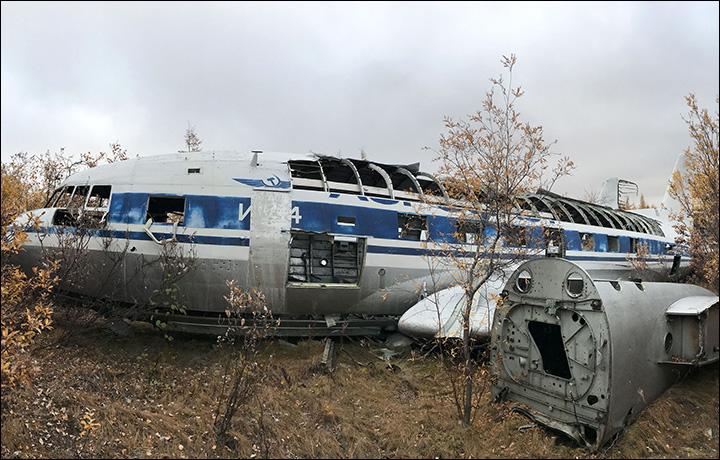 Soviet Leader Nikita Khrushchev's Historic 'Personal Plane' Found At Aviation Graveyard In Arctic