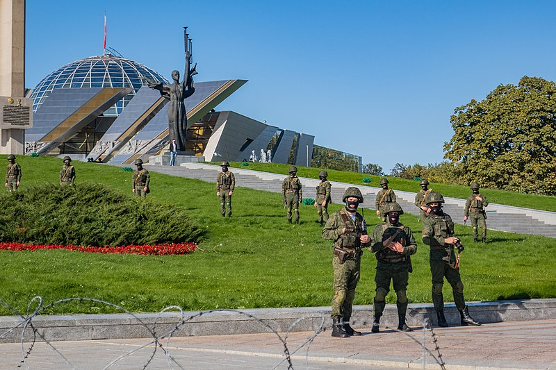 Lukashenko To Use Lethal Force Against Protestors In Minsk