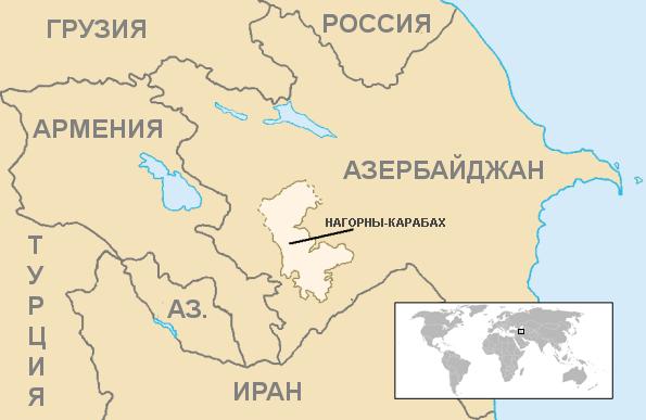 Azerbaijan-Armenia Fighting Over Nagorno-Karabakh Escalates Into Cities