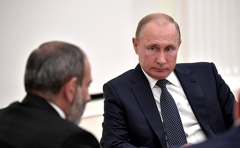 Moscow Starts 'Consultations' With Armenia 'To Ensure It's Territorial Integrity'