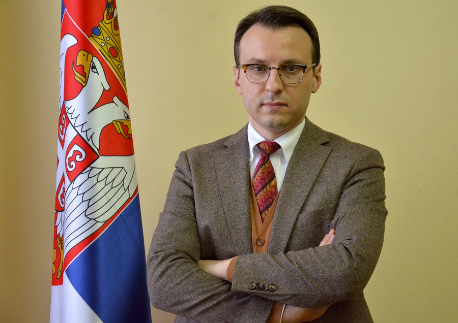 Serbian Official Calls Thaci's Request For Mutual Recognition 'A Fantasy'