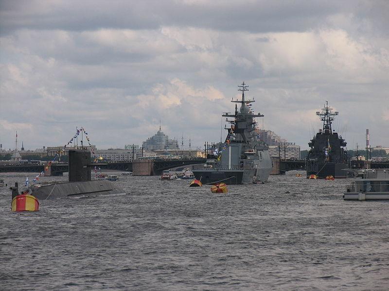 Russia Set to Establish Naval Logistics Base In Sudan