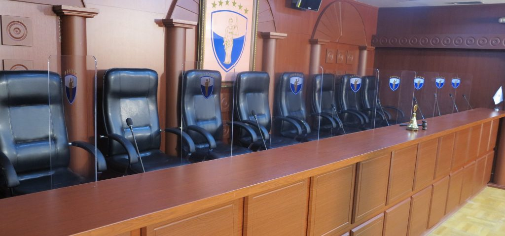 Constitutional Court Of Kosovo To Decide On Government's Fate