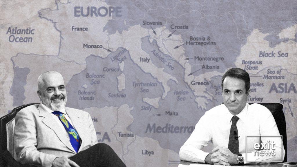 Rama Blasts Critics Over Greece's Extension Of Territorial Waters