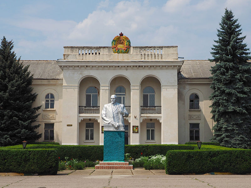 Russia Refuses Moldovan Demand To Remove Peacekeepers From Transdniestria 'Frozen Conflict' In Moldova