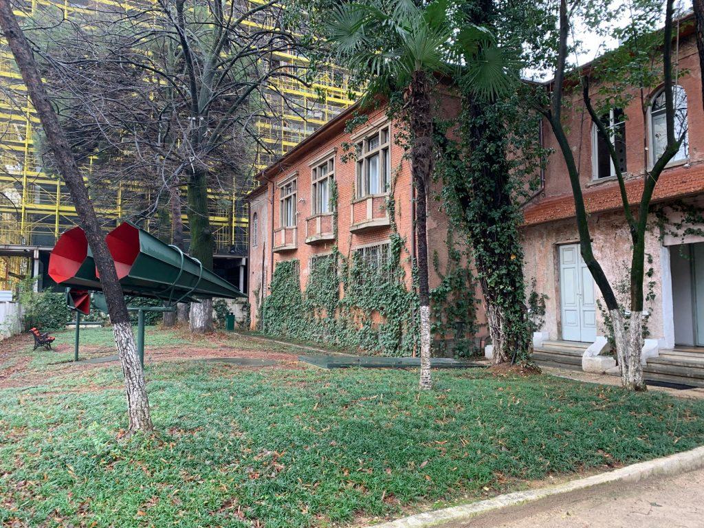 Inside The Walls Of Tirana's Museum Of Communist Surveillance