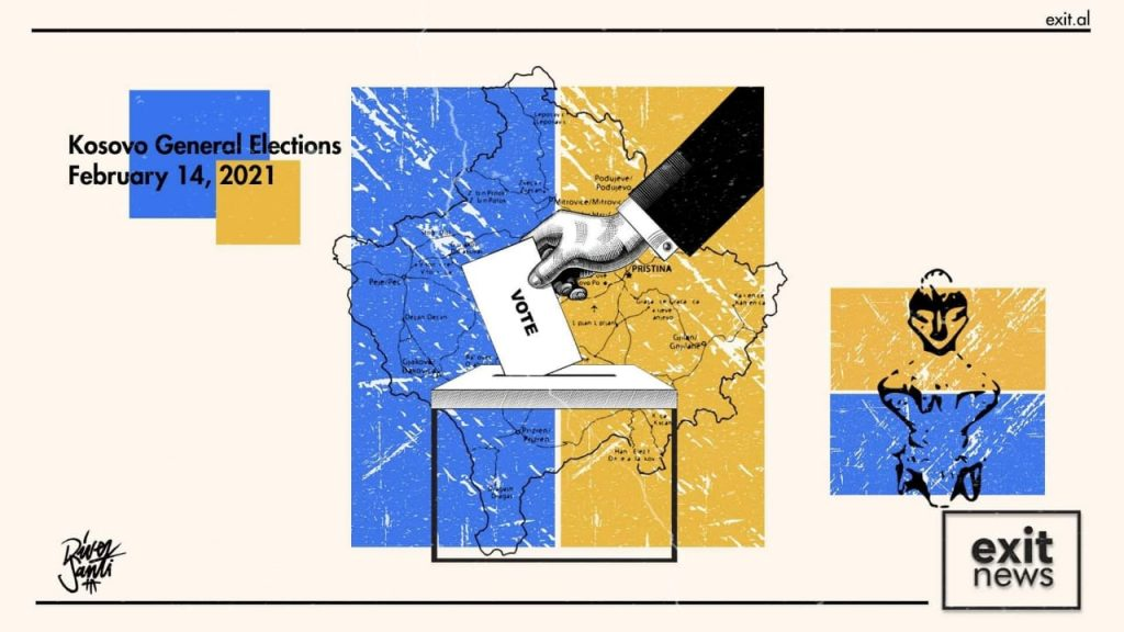 Kosovo Votes In Snap Elections