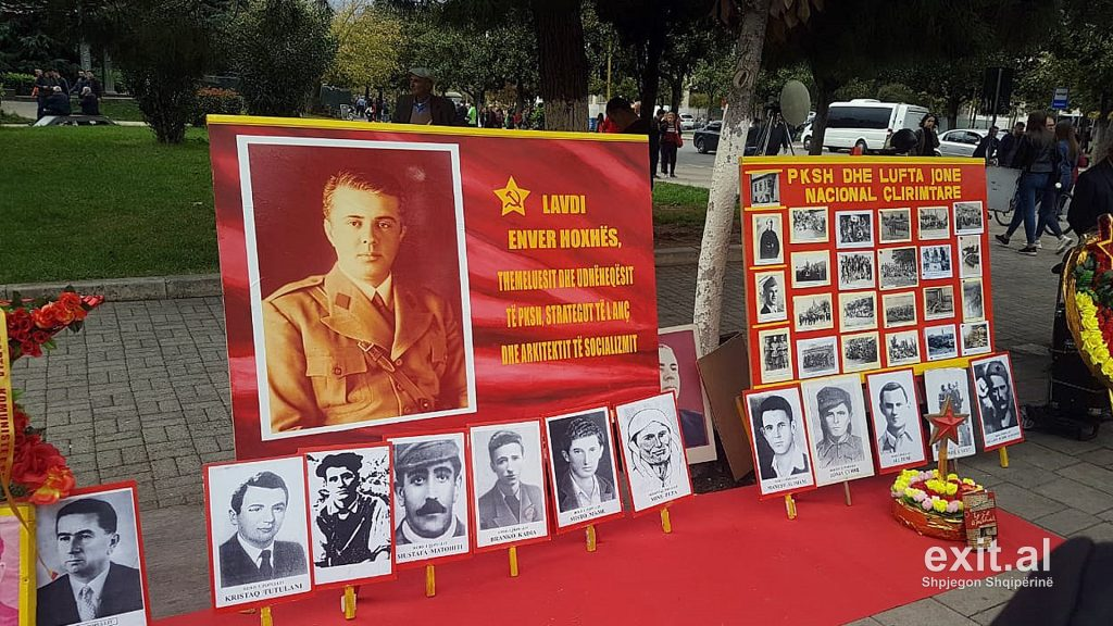 Albania's Struggle To Find Peace From Its Communist Past