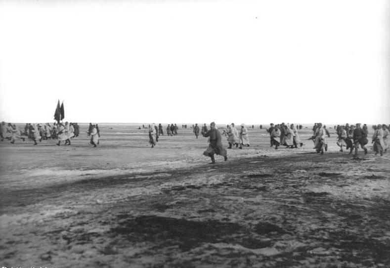 'Shot Like Partridges': The Bolshevik Crushing Of The Kronstadt Uprising