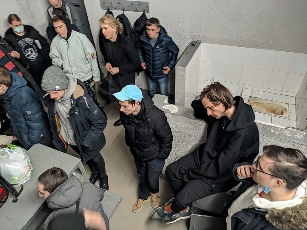 Russian Jails Overcrowded Due To Navalny Protest Arrest...Population Fascinated With Situation