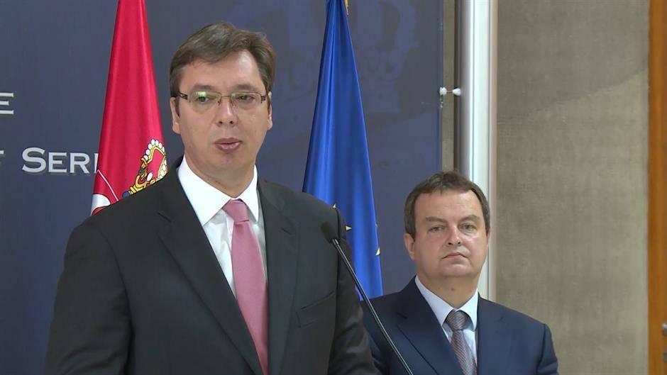 Serbia's Vucic Accuses Kurti of Violating Kosovo's Constitution