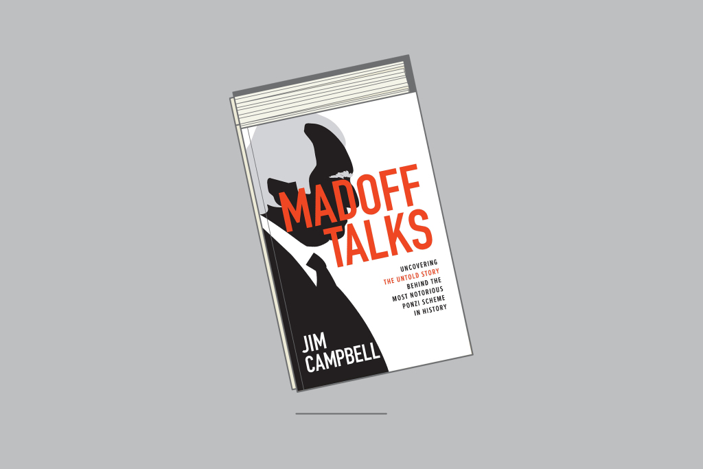 New Book 'Madoff Talks' Is The Authoritative Source On One Of History's Most Notorious Ponzi Schemes