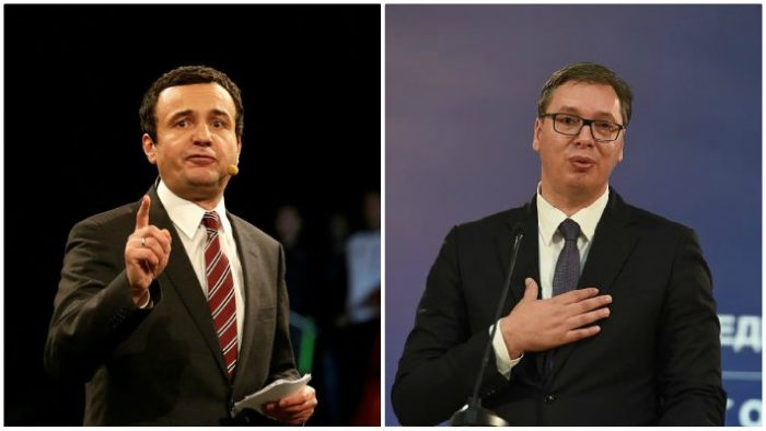 No Meeting Between Leaders Of Kosovo And Serbia In Brussels