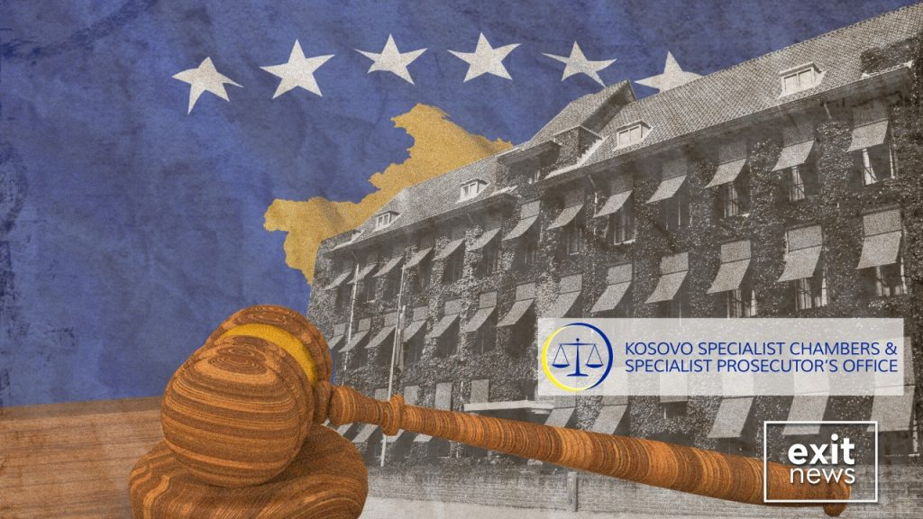 Judges Assigned, Kosovo War Crimes Court Set To Begin The First Trial