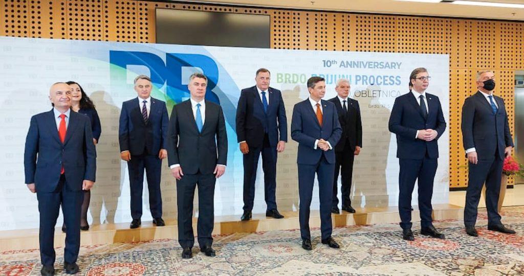 Western Balkan Leaders Urge EU To Step Up Integration