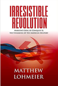 Active Duty USAF Lt Col Lohmeier Releases Scholarly Work Warning Of Maoist Revolution In US Military