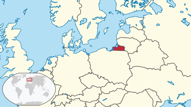 Russia Beefs Up Military Force In Kaliningrad