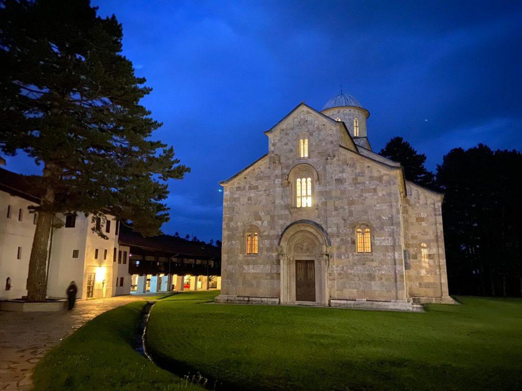 Serbian Orthodox Monastery Refuses Visit To Kosovo Prime Minister