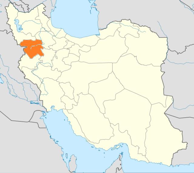 Salafi Attacks In Kordestan Province, Iran