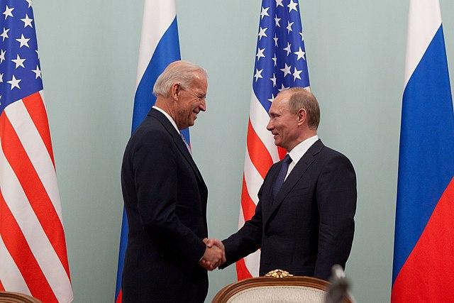 Putin, Biden To Meet In Geneva, June 16