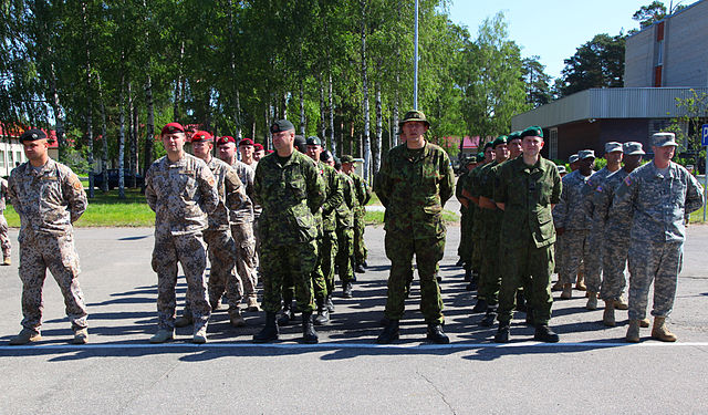 Baltic Nations Stress Need For NATO Allied Presence In Region To Deter Russia